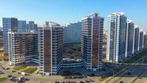 Жилье в доме «Эмиратс Волна» в квартале «Эмиратс Люкс» жилого комплекса «Минск Мир»