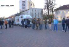 Photo of Задержали за участие в несанкционированном митинге