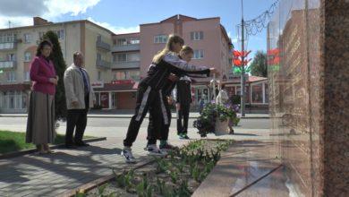 Акция «Беларусь помнит. Помним всех» продолжается
