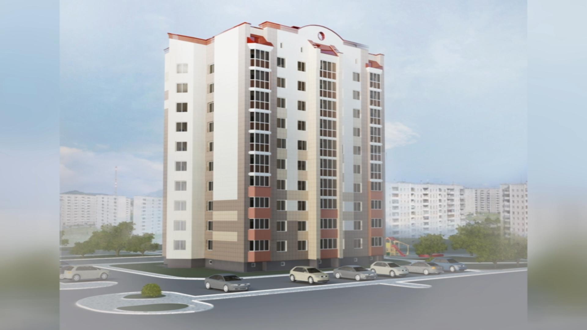 В Лиде на улице Гастелло появится новый жилой комплекс.
