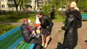 Концерт для ветеранов Великой Отечественной войны в необычном формате