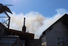Photo of 7-го мая в Лиде произошел пожар на предприятии «Сатурн»