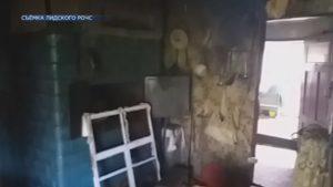 Два дома горели в Лидском районе