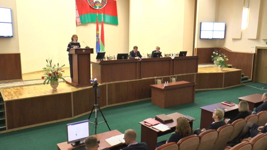 В Лиде образована районная комиссия по выборам Президента Республики Беларусь