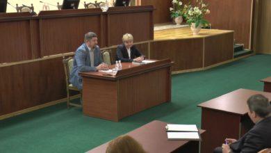 Photo of Лидская районная комиссия по выборам Президента Республики Беларусь провела первое заседание