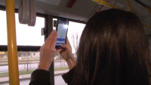 Система «Оплати» в городском общественном транспорте расширяет возможности пассажиров