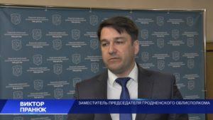 Заместитель председателя Гродненского облисполкома Виктор Пранюк провел в Лиде личный прием граждан