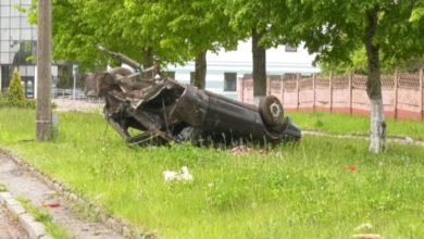 Photo of В ДТП на улице Машерова погибла 33-летняя женщина-водитель