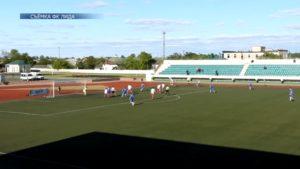 Футбольный клуб «Лида» обыграл микашевичский «Гранит»