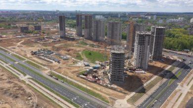 Photo of В столице активно развивается жилой комплекс «Минск Мир»