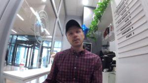 Лидчанин Александр Авдевич открыл в центре Минска кофейню «Инклюзивный бариста»