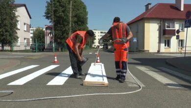 Photo of Лидские коммунальщики осваивают новый вид работ