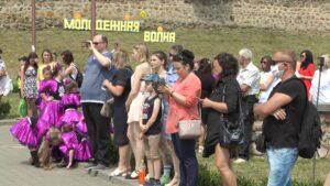 Фестиваль молодежных субкультур «Молодежная волна» провели в Лиде
