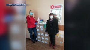 Белорусское общество Красного Креста оказывает помощь медицинским, социальным и другим учреждениям