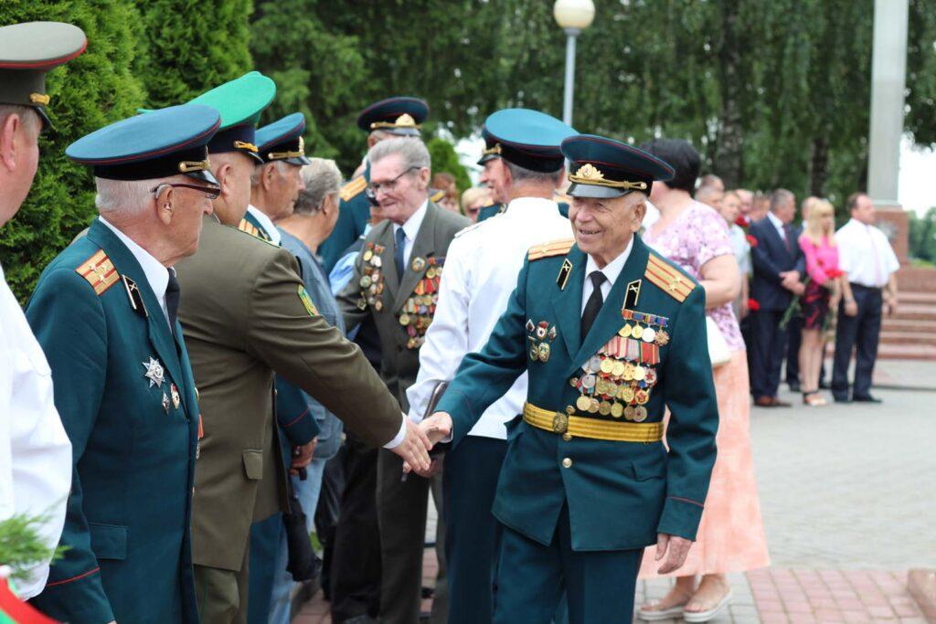 Лида отмечает День Независимости Республики Беларусь. ФОТО