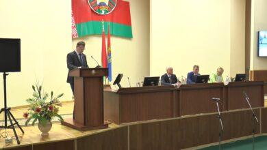 Photo of Торжественная встреча актива района состоялась в Лидском райисполкоме
