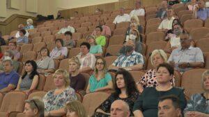 Торжественная встреча актива района состоялась в Лидском райисполкоме