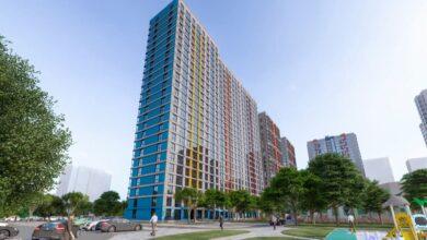 Photo of Три новых дома в столичном жилом комплексе «Минск Мир»