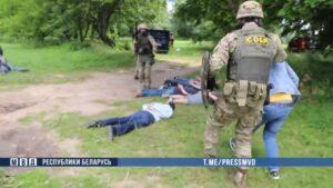 Милиция разогнала сходку уголовных авторитетов в Лиде
