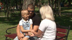 Семилетней Алене Стацевич из Лидского района нужна помощь
