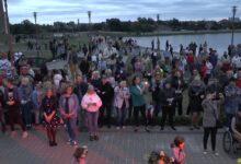 Photo of Лидчане и гости города приняли участие в районном празднике «Купалле»