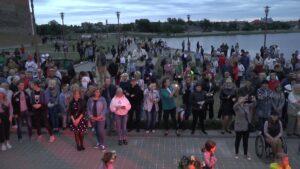 Лидчане и гости города приняли участие в районном празднике «Купалле»