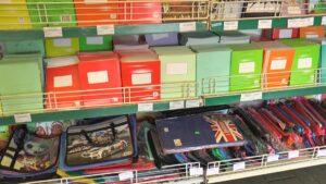 В Лиде начали работать школьные базары