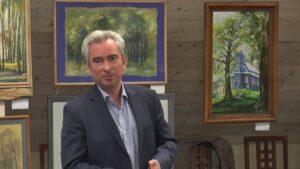 В Лиде побывал директор парка высоких технологий Всеволод Янчевский