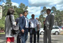 Photo of Июльское заседание Лидского райисполкома было выездным