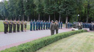 25 июля в Беларуси отмечали День пожарной службы