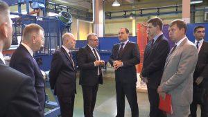 Лидский район посетил Премьер-министр Беларуси Роман Головченко