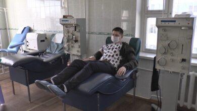 Photo of В Лиде к донорам с многолетним стажем присоединяется и молодежь