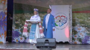 В Лиде прошёл фестиваль национальных культур «Суквецце сяброўства»
