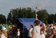 Photo of Сегодня в Лиде состоялась большая концертная программа «За Беларусь». ФОТО