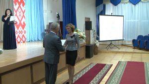 В Гродненской области чествовали социальных работников