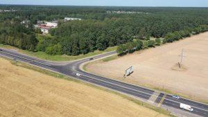 В Лиде планируется построить новый участок объездной дороги в сторону завода горячего цинкования