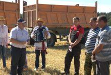 В филиале «Дитва» ОАО «Лидахлебопродукт» профсоюзные лидеры чествовали хлеборобов