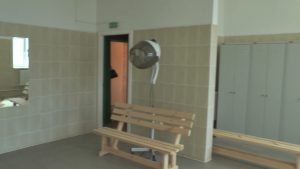 В агрогородке Тарново возобновила работу баня