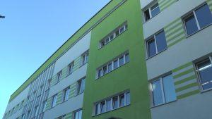 Завершаются работы по реконструкции первой очереди хирургического корпуса Лидской ЦРБ