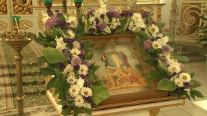 Сегодня православные верующие отмечают праздник Преображение Господа Бога и Спаса нашего Иисуса Христа