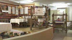 Сотрудники Лидского отдела ремёсел и традиционной культуры провели обучающий семинар по ткачеству