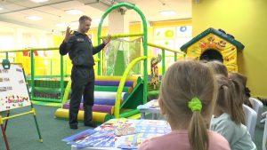 В Беларуси стартовала профилактическая акция «В центре внимания – дети!»