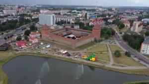 В День города в Лиде было организовано немало интересных культурных мероприятий