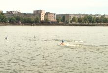 Photo of Лидское озеро стало местом проведения Марафонского заплыва на открытой воде
