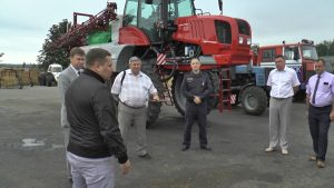 Сергей Ложечник и члены райисполкома посетили предприятия «Можейково» и «Ходоровцы-Агро»