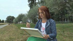 В Лиде в седьмой раз провели пленэр художников-педагогов