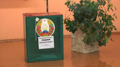 Photo of В Беларуси началось досрочное голосование на выборах Президента