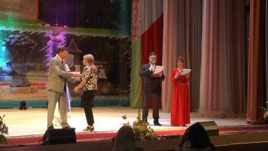 Photo of Лидские строители принимали поздравления с профессиоанльным праздником