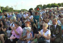 Photo of Лидчане активно приняли участие в большой концертной программе «За Беларусь!»