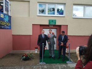 В Лиде сегодня прошло торжественное открытие ПЦР-лаборатории.